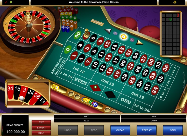 One Million Roulette Spins