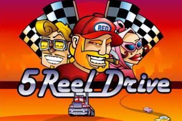5 Reel Drive Canadian online slot