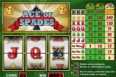 Ace of Spades slot