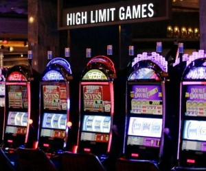 Online Slots Machines with High Limits
