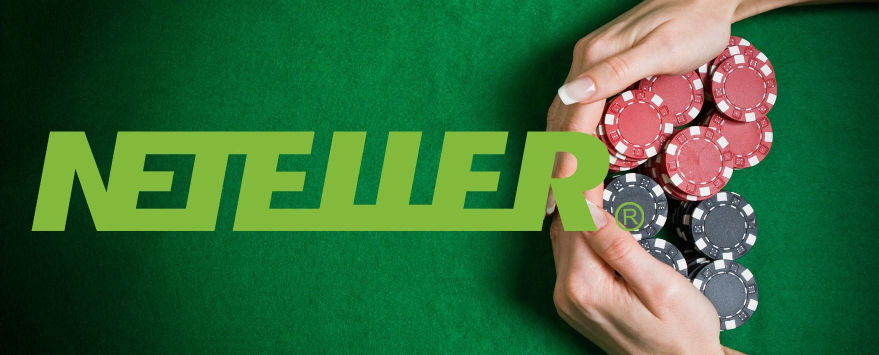Neteller online casinos in Canada