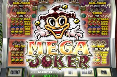 Mega Joker online slot