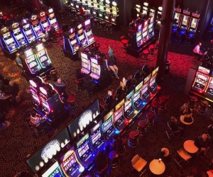 Online Profits soar land-based casino see less people come through