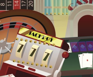 Top 5 Casino Games Being Played Across Canada